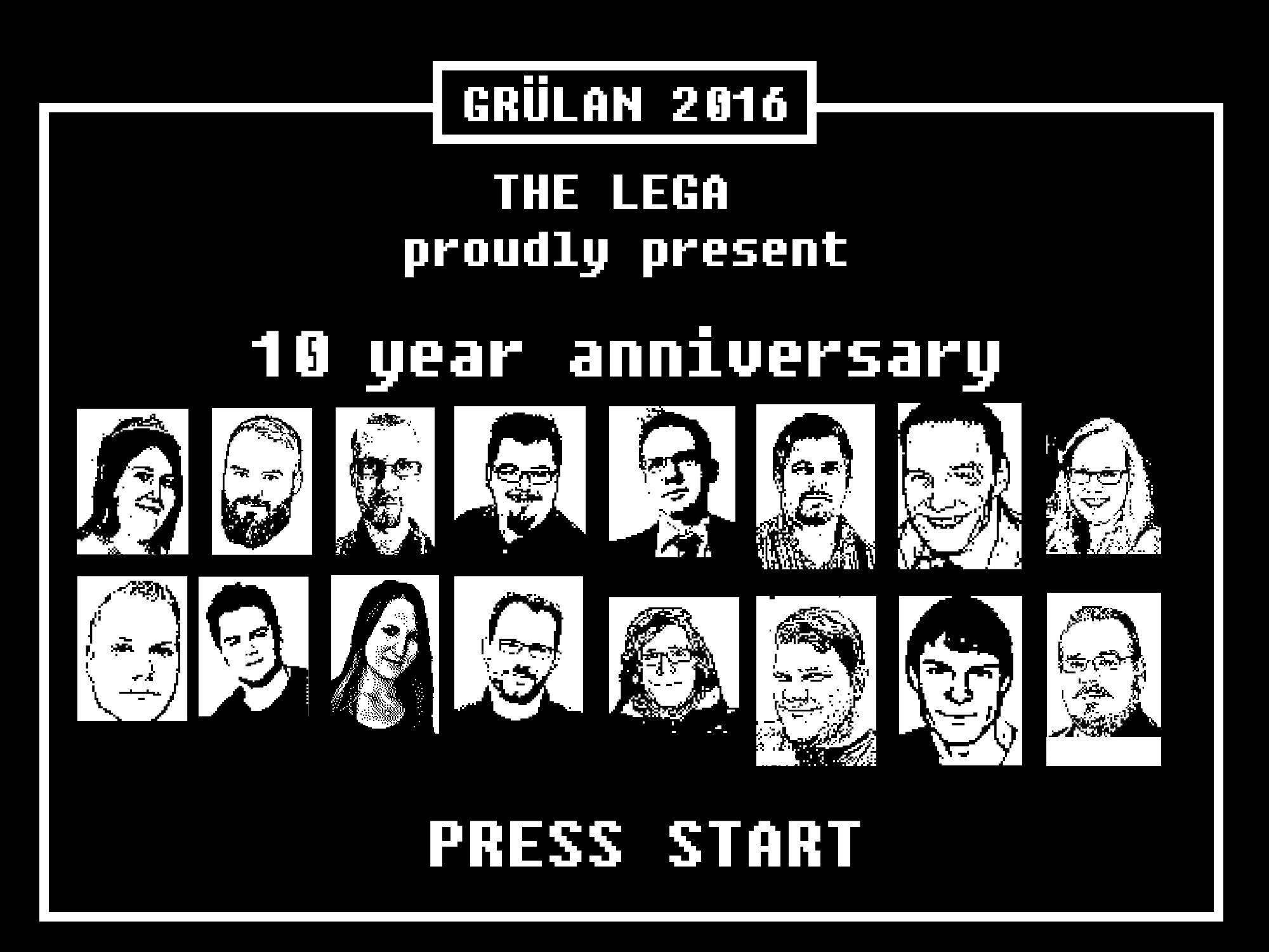 LEGA Lansuite - News